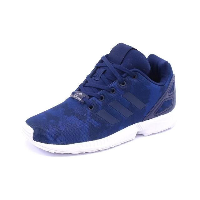 adidas zx flux bleu