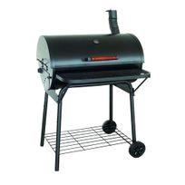 Sunnydays - Barbecue avec cheminée Kentucky - Ardoise
