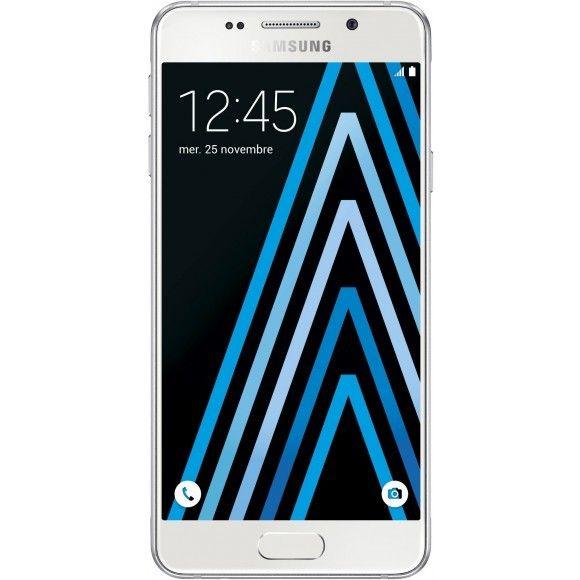 Samsung Galaxy A3 2016 - 16Go - Blanc