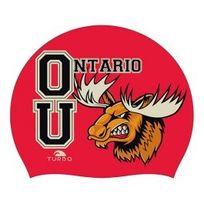 Turbo - Bonnet en silicone Ontario College rouge