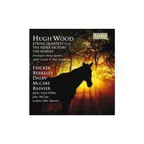 Lyrita - Hugh Wood : Quatuors et autres pièces de chambre anglaises du Xxe siècle