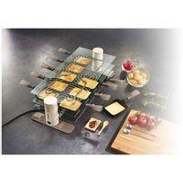 Lagrange - Raclette Transparence Blanc, 10 coupelles 009904