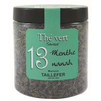 Maison Taillefer - Thé Vert Menthe Nanah Pot 90g
