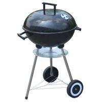 COCOON GARDEN - barbecue à charbon noir 41cm - pro000815