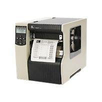 Zebra - Xi Series 170Xi4 - Imprimante d'étiquettes - monochrome - transfert thermique - Rouleau 20,3 cm 300 ppp - capacité : 1 inclinaison - parallèle, Usb, Lan, série