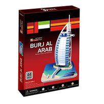 Ak Sport - 0625608 - Puzzle 3D - Burj Al Dubai - 44 PiÈCES