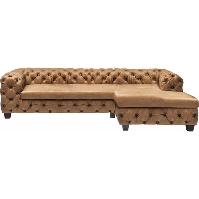 Karedesign Canapé d angle My Desire Buffalo Kare Design