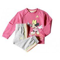 Adidas originals - Bb To Dy Minnie Cr Set Ros - Ensemble Bébé Fille Adidas