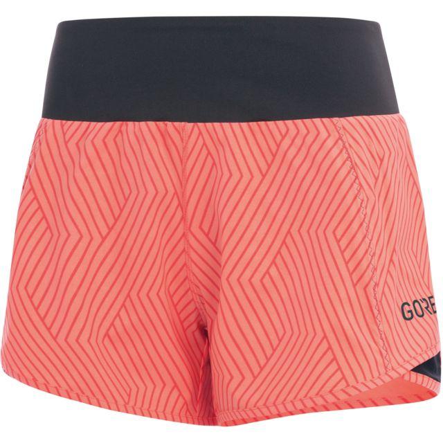 Gore Wear - R5 - Vêtement course à pied Femme - orange noir - pas ... 1a203974c04