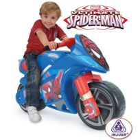 Injusa - Spiderman Grande Moto Winner Ultimate