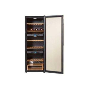 hoover cave vin de mise en temp rature hwc2536dl pas cher achat vente cave vin. Black Bedroom Furniture Sets. Home Design Ideas