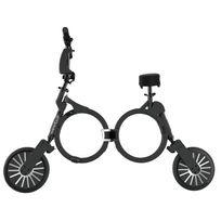 Weebot - Vélo électrique Pliant Wind Black/White