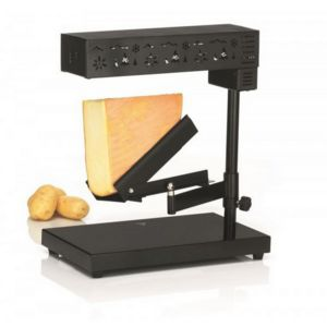 table cook appareil raclette r glable traditionnel rp. Black Bedroom Furniture Sets. Home Design Ideas