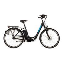Vermont - E-jersey - Vélo de ville électrique - noir