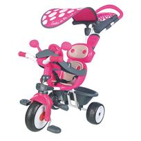 Smoby - Baby driver confort fille