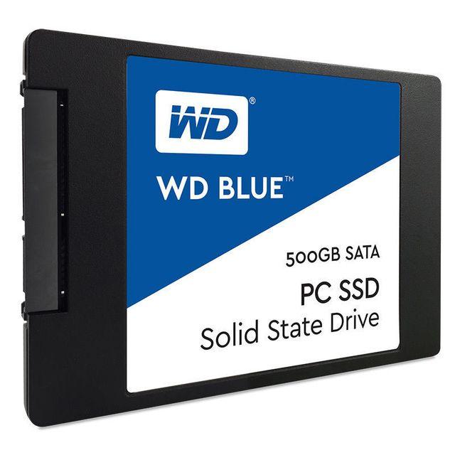 "WESTERN DIGITAL - SSD interne WD Blue 500 Go 2,5"" SATA III 6 Gbits/s"