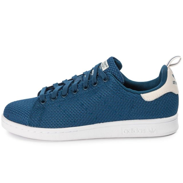 Adidas originals Stan Smith Ck Bleue pas cher Achat