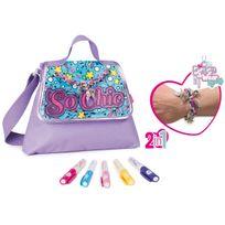 Simba Toy - Design&Wear - Sac de classe à colorier - 86988