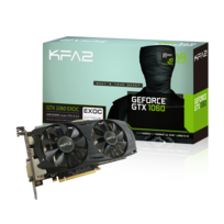 KFA2 - GeForce GTX 1060 EX OC 6GB