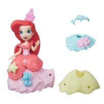 Hasbro - Mini poupée Disney Princesses Mode : Ariel