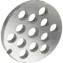 Reber - Grille inox Pour hachoir électrique ou manuel n°5 Trou 8mm