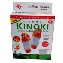 Appetite - 10 x patches d x Kinoki pour les pieds aux Herbes Naturelles d xifiant Naturel