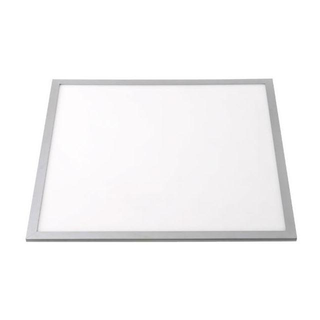 wags dalle lumineuse led silver 600 x 600 40w 1cm x 1cm x 1cm pas cher achat vente. Black Bedroom Furniture Sets. Home Design Ideas