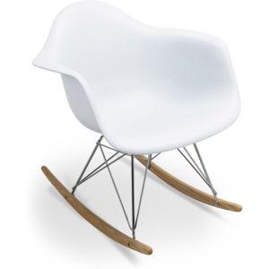 Privatefloor chaise bascule rar charles eames style polypropyl ne matt - Fauteuil bascule pas cher ...