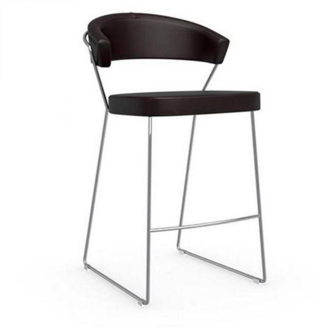 Inside 75 Chaise de bar New York design italienne