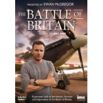 Imc Vision - The Battle Of Britain - Ewan Mcgregor - As Seen On Bbc1 DVD, IMPORT Anglais, IMPORT Dvd - Edition simple