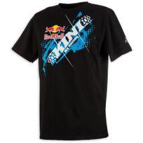 Kini Red Bull - Chopped - T-shirt - noir