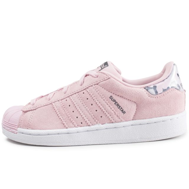 Adidas originals - Superstar Rose Camo Enfant