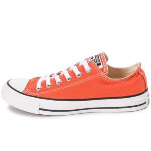 converse orange pas cher