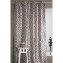 rideaux scandinave achat rideaux scandinave pas cher rue du commerce. Black Bedroom Furniture Sets. Home Design Ideas