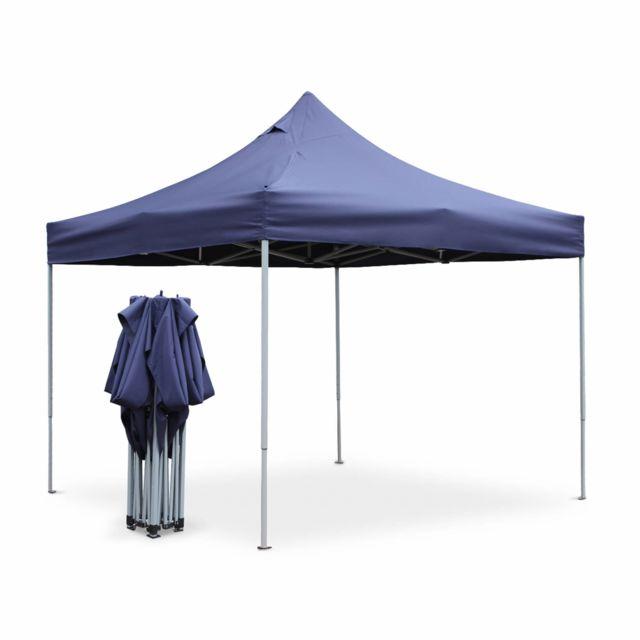 Tente de reception 3x3 - catalogue 2019 - [RueDuCommerce - Carrefour]
