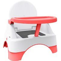 TEX BABY - Rehausseur de chaise bébé 3 en 1 évolutif
