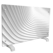 Chemin'ARTE - radiateur décoratif 2000w wave - 115