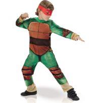 Rubies - Déguisement Tortues Ninja Mutante Enfant - Taille : 7/9 ans 120 à 132 cm