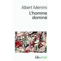 Gallimard - l'homme dominé