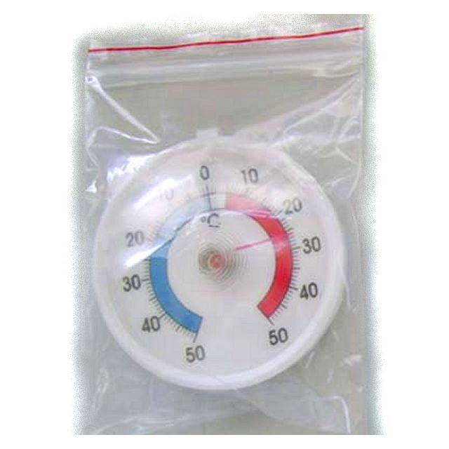 Alla Thermomètre pour congélateur à cadran 70 mm