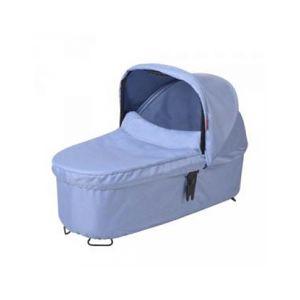 Phil&TEDS - Nacelle Carrycot Snug pour Poussette Phil and Teds Dash Blue Marl Naissance à 3 ans