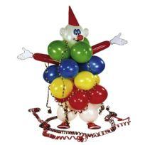 Riethmüller - RiethmÜLLER - 450001 - DÉCORATION De FÊTE - Set De DÉCORATION - Ballons Clown