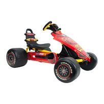 Injusa - Cars - Go Kart à pédales Cars