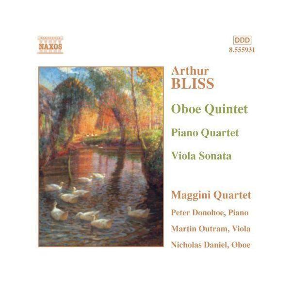 Naxos - Quintette Pour Hautbois