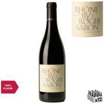 Domaine Roger Sabon - Rhône By Sabon Rouge 2017 x12