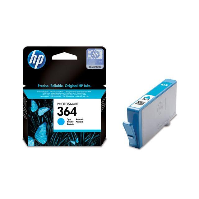 HP CB318EE - Cartouche d'encre 364 Cyan