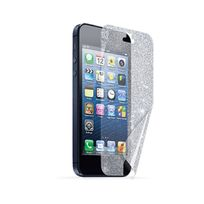 Glam Me - film de protection d'écran paillettes pour Apple iPhone 5 / 5S