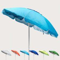 Beachline - Parasol de plage 200 cm antivent protect
