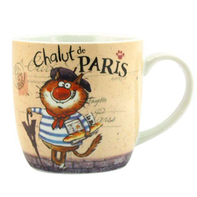 Tasse De Chalut Paris En Céramique BdxCeo
