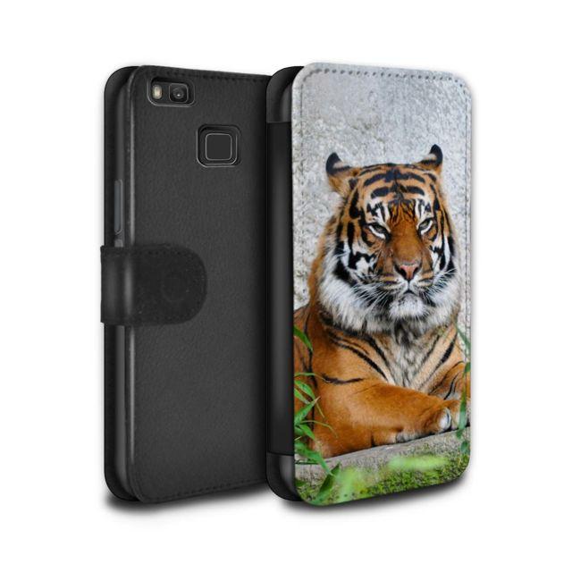 coque huawei p9 tigre